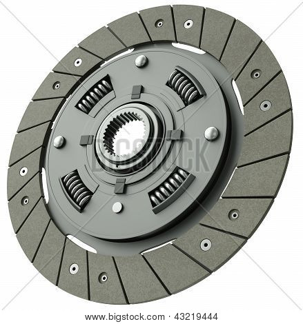 Vehicle Clutch Plate