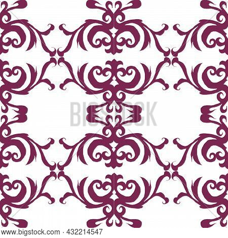 The Pattern, The Silhouette Of A Bat, Looks Like A Lotus Flower Or A Floating Chandelier, The Backgr