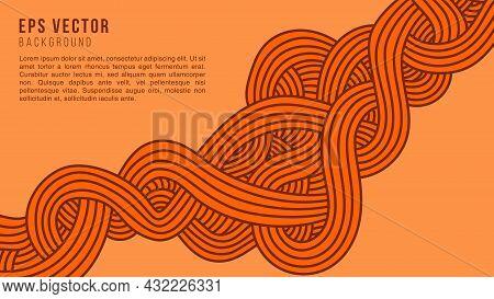 3 Line Background