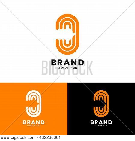 O Letter Logo Can Be Mostly Usable For  A Wide Range Of Many Businesses And Branding For Company Nam