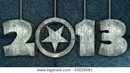 2013 Star Of David