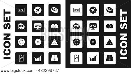 Set Discount Percent Tag, Xyz Coordinate System, Chalkboard, Mathematics Sets A And B, Pi Symbol, Ge