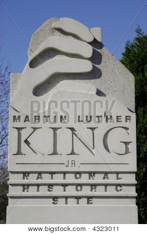 Martin Luther King Jr National Historic Site