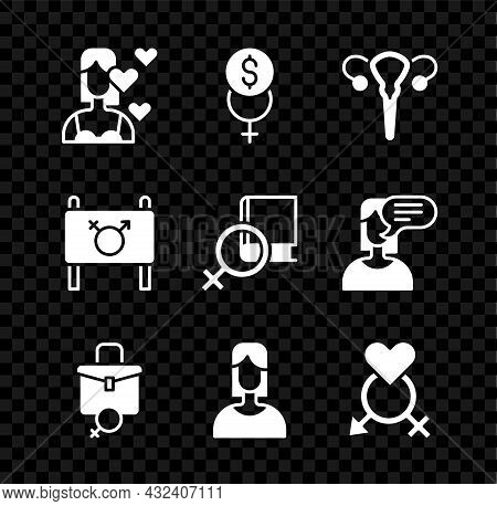 Set Love Yourself, Feminism Finance, Female Reproductive System, Work For Female, Gender, Feminist A