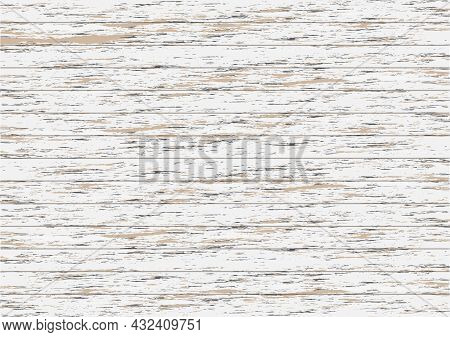 Natural Wood Grain Texture Vector. Abstract Pattern Background. Elegant Material Timber Surface Illu