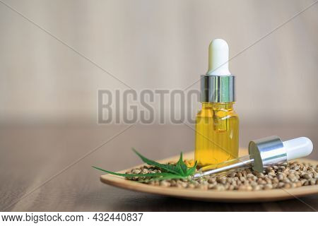Cannabis Cbd Oil Hemp Products, Cannabis Oil Extracts In Jars,  Patient Medical Marijuana And Oil.