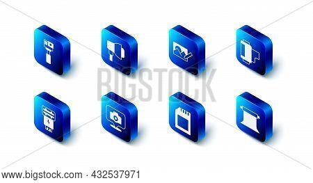 Set Softbox Light, Photo Retouching, Camera Roll Cartridge, Empty Photo Studio, Sd Card, Camera, Fla