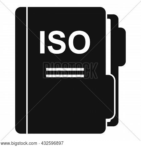 Regulation Safety Icon Simple Vector. Policy Rule. Test Law