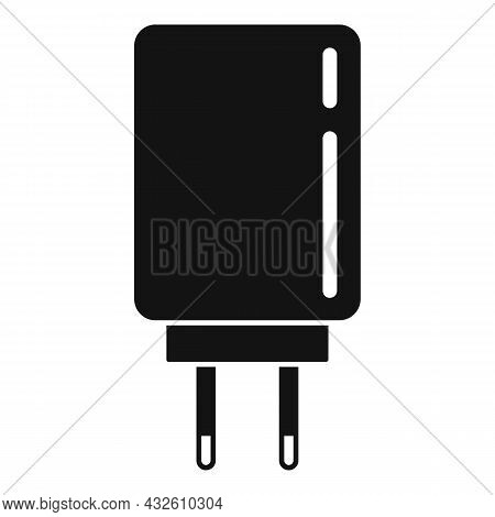 Charger Energy Icon Simple Vector. Phone Charge. Cell Mobile