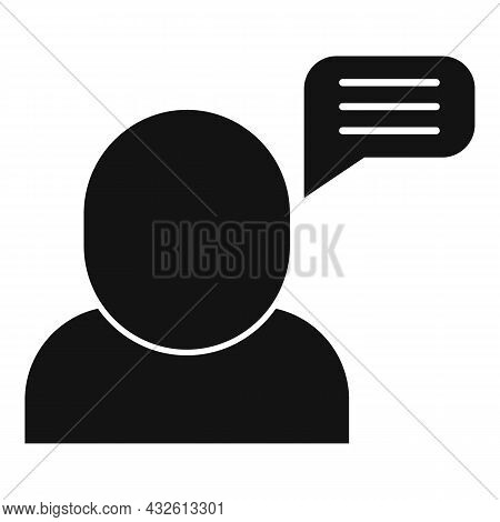 Customer Feedback Icon Simple Vector. Product Review. Online Evaluation