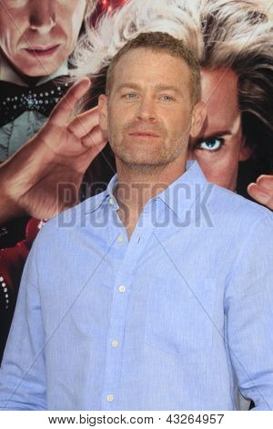 LOS ANGELES - MAR 11:  Max Martini arrives at the World Premiere of