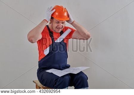 Engineer Shocked By The Drawings Of The Apartment