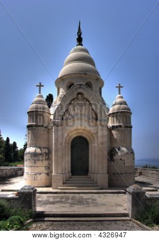 Petrinovic Family Mausoleum Hdr