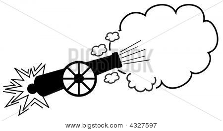 Advertising Cannon