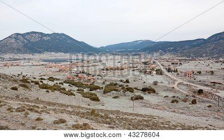 Livadi Settlement, Arachova, Greece