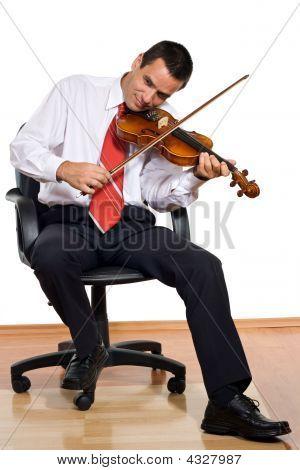 Playing Businessman