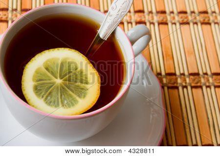 Cup Of Tea ( Close-up )