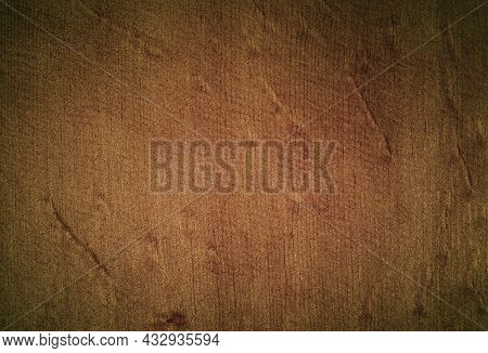 Background And Texture Of Cedar Wood On  Furniture Surface