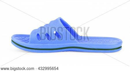 House Slippers Isolated On White Background Of, Relax, Foot, Terrycloth, Background, Shoe, Design