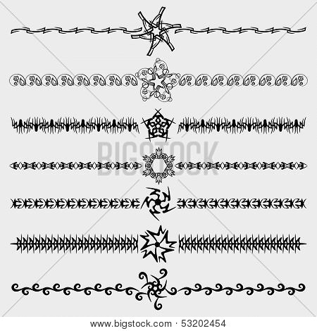 ornament and dividers