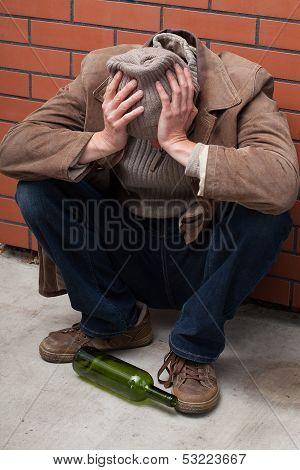 Depressed Alcoholic