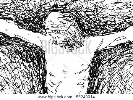 jesus crucified