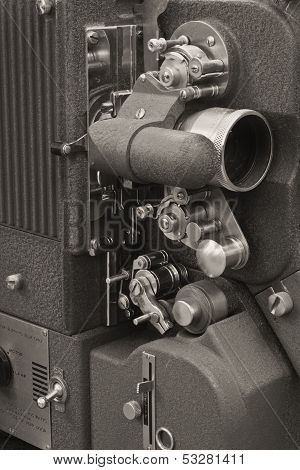 Antique Film Projector 1