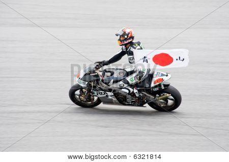 2009 MotoGP 250cc Class - Hiroshi Aoyama