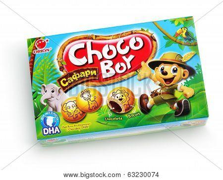 Orion Choco Boy Safari