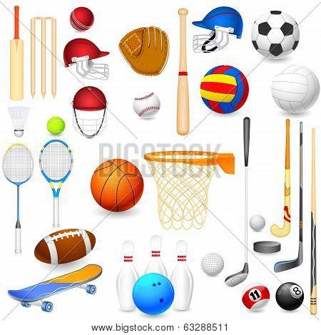 Sports Object