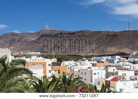 Morro Jable In Fuerteventura, Spain