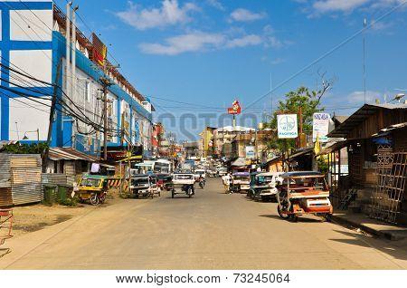 Puerto Princesa Streets