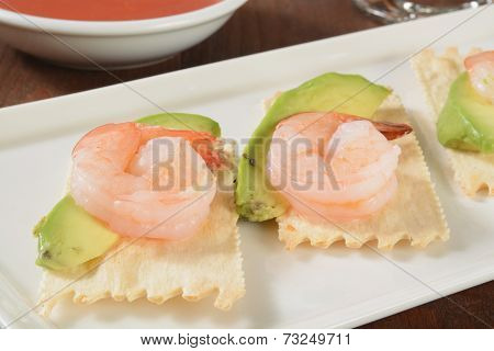 Shrimp And Avocado
