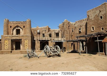 Adobe Buildings