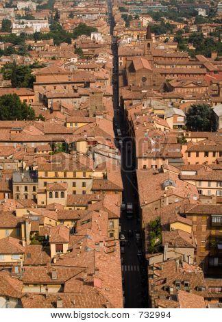 Bologna Rooftops