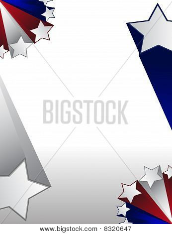 USA star frame