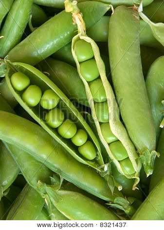 Vegetables  Peas
