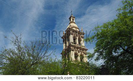 Monterrey Mexico Cathedral