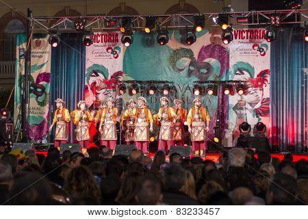 Malaga Carnival