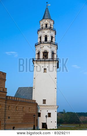 Neviansk Tower- Leaning Tower1