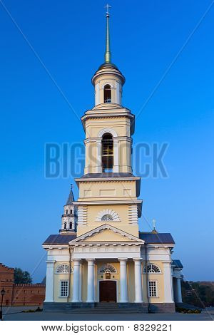 The Cathedral Of The Transfiguration Of The Saviour