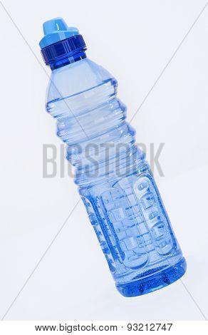 Cool Blue Water Bottle