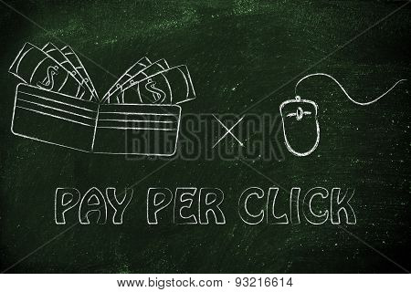 Pay Per Click: Earnings And Popularity On The Web
