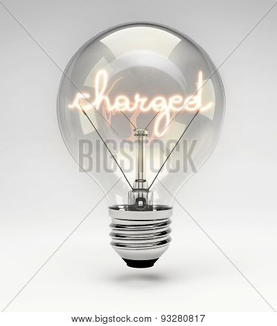 Conceptual Light Bulb (set) - Charged