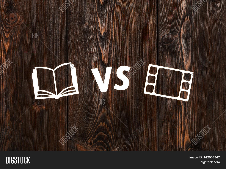 Reading Book Vs Movie Image & Photo (Free Trial) | Bigstock