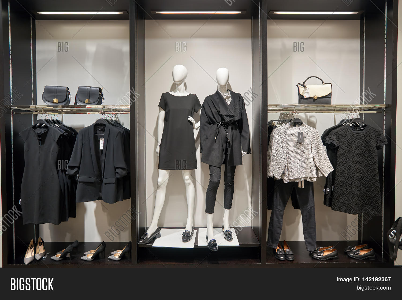 9dae43f3cc5 HONG KONG - CIRCA JANUARY, 2016: inside of Zara store at shopping center in