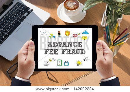 Advance-fee Fraud