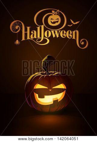 Jack-o-lantern Dark Mean