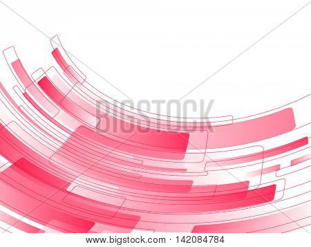 Creative abstract hi-tech futuristic background.
