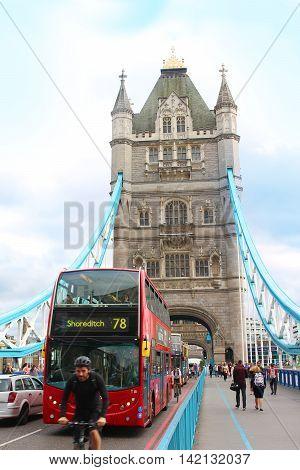 Historic London Bridge